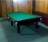 Foto в Спорт Спортивный инвентарь Бильярдный стол. 6,  7,  8,  9,  10 футов. в Саратове 20000