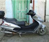 Фото в Авторынок Мопед Продам Макси скутер Fosti ft150 , доки украинские.заводится в Севастополь 20000