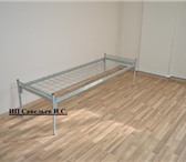 Foto в Мебель и интерьер Мебель для спальни Металлическая кровать эконом класса. Основание в Москве 950