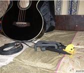 Изображение в Хобби и увлечения Музыка, пение Бас-гитара  электро -    аккустическая.Очен в Архангельске 8000