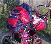 Изображение в Для детей Детские коляски Срочно продам коляску зима-лето в отличном в Челябинске 4500