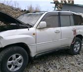 Foto в Авторынок Аварийные авто Продаю LAND CRUISER 100. Рама с ходовой, в Владивостоке 270000