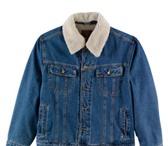 Фотография в Одежда и обувь Мужская одежда Продам утеплённую джинсовую куртку Lee Sherpa в Сыктывкаре 4900