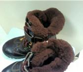 Foto в Одежда и обувь Детская обувь Продам сапожки зимние на меху бардового цвета, в Нижнем Новгороде 400