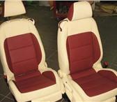 Изображение в Авторынок Тюнинг пошив авто чехлов, перетяжка сидений, реставрация, в Туле 0