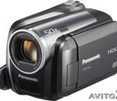 Изображение в Электроника и техника Видеокамеры Продаю цифровую камеру SDR-H60 с жестким в Нижнем Новгороде 15000