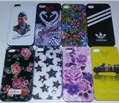 Изображение в Телефония и связь Аксессуары для телефонов Большой выбор чехлов на iPhone 4, iPhone в Челябинске 150