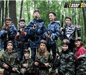 Фотография в Спорт Спортивные клубы, федерации Проведение военно-спортивной игры лазертаг в Белгороде 1500