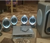 Фото в Электроника и техника Аудиотехника продам акустику bbk ma 1000s 5колонок сабвуфер в Уфе 3700