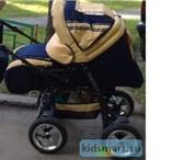 Изображение в Для детей Детские коляски Алюминевая облегченная рама=10кг• Увеличенное в Орехово-Зуево 6000