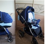 Изображение в Для детей Детские коляски Продам универсальную 2 в 1 коляску Tako Princess в Калининграде 6500