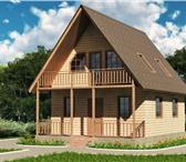 Foto в Строительство и ремонт Строительство домов Построим дом 4х4 всего за 60 дней из профилированного в Владивостоке 0