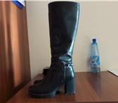 Фотография в Одежда и обувь Женская обувь Сапоги женские кожаные в Благовещенске 5000