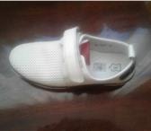 Изображение в Для детей Детская обувь Цвет белый. Размер 28. Б/у. Состояние новых, в Ярославле 800